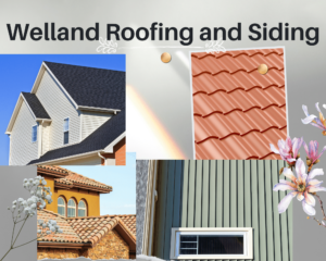 Welland Roofing and Siding - 4 Roofing an Siding Options